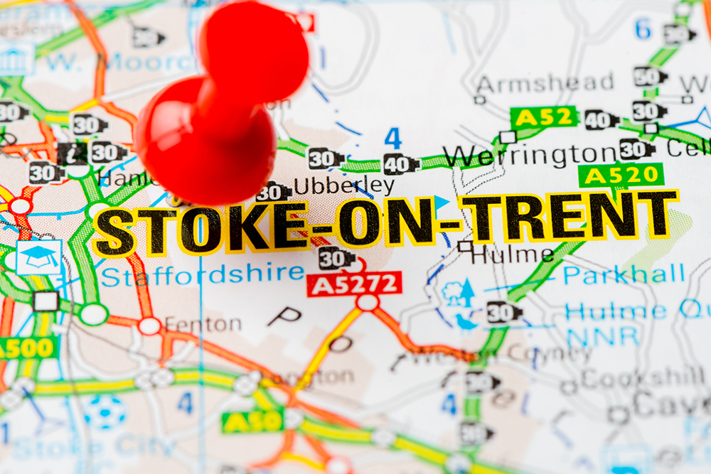 Contact - Stoke on Trent